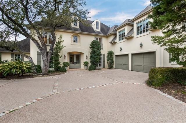 Photo of home for sale at 4013 TRAILVIEW MESA DR, Austin TX