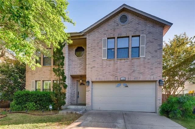 Photo of home for sale at 1106 Welch WAY, Cedar Park TX