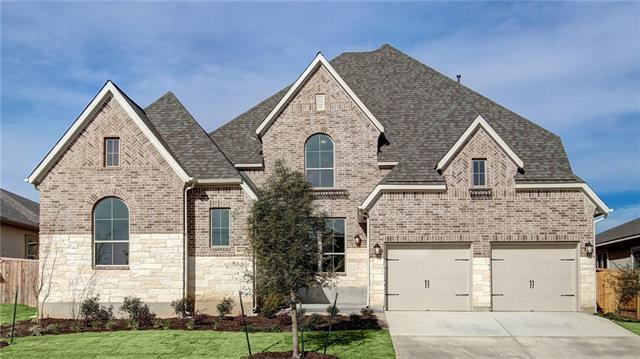 Photo of home for sale at 2220 Rabbit Creek DR, Georgetown TX