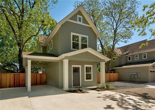 Photo of home for sale at 5503 Jeff Davis AVE, Austin TX