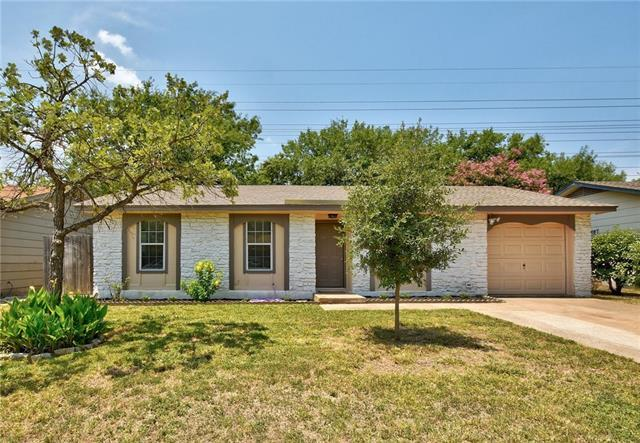 Photo of home for sale at 5710 Cherry PARK, Austin TX