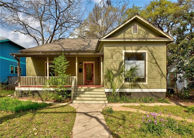 Photo of home for sale at 1906 Eva ST, Austin TX