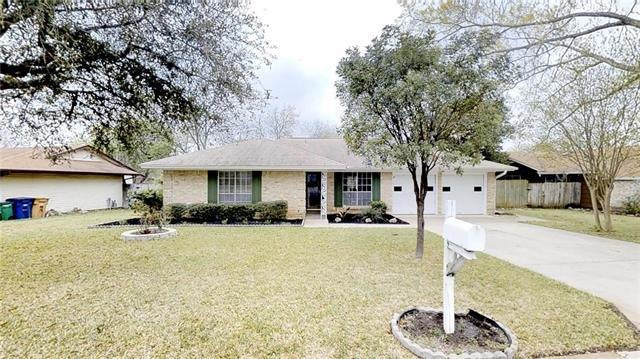 Photo of home for sale at 3403 Norwood Hill RD, Austin TX