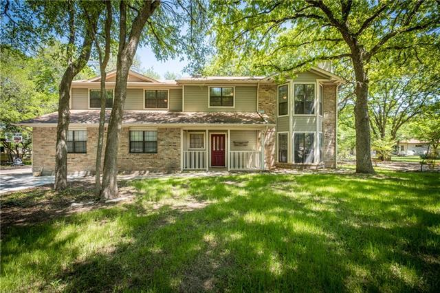 Photo of home for sale at 209 Acker RD, Georgetown TX