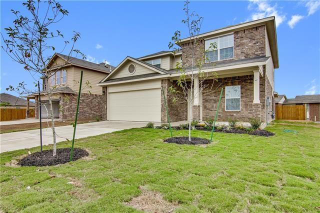 Photo of home for sale at 321 Coleto Creek LOOP, Kyle TX