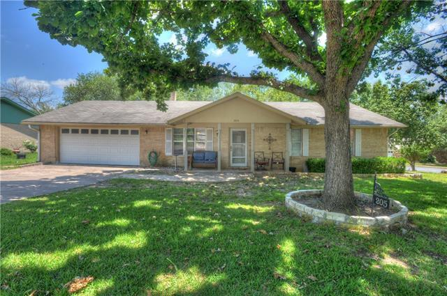 Photo of home for sale at 205 Loesch DR, Elgin TX
