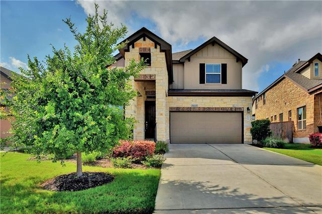 Photo of home for sale at 1124 Clearwing CIR, Georgetown TX