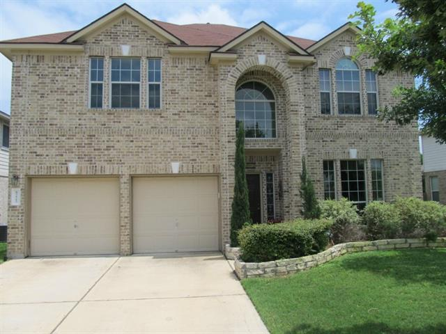 Photo of home for sale at 8225 Liberty Walk DR, Round Rock TX