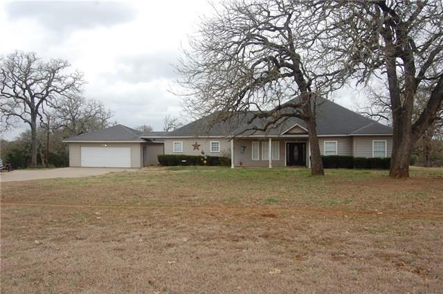 Photo of home for sale at 1093 County Road 431, Dime Box TX