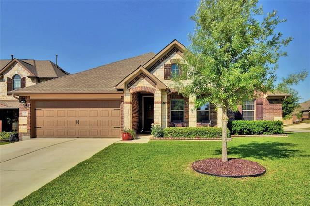 Photo of home for sale at 100 Warnock ST, Georgetown TX