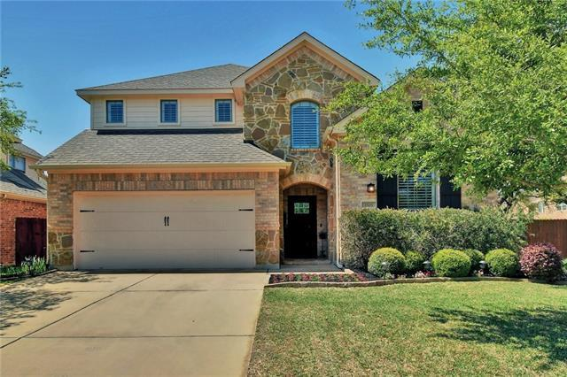 Photo of home for sale at 1505 Ambling TRL, Cedar Park TX