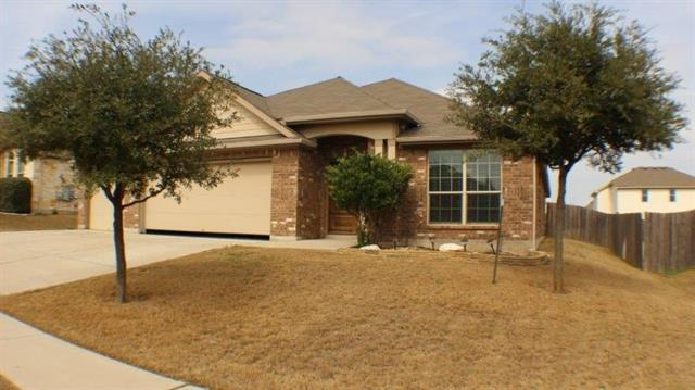Photo of home for sale at 532 Brown Juniper WAY, Round Rock TX