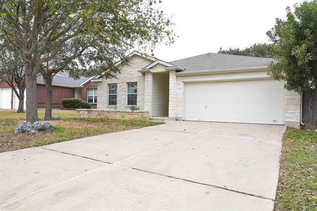 Photo of home for sale at 1413 Hawk DR, Cedar Park TX