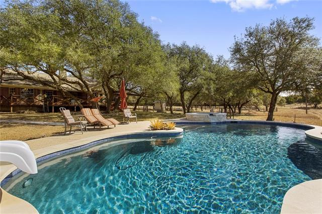 Photo of home for sale at 517 Los Encinos DR, Johnson City TX