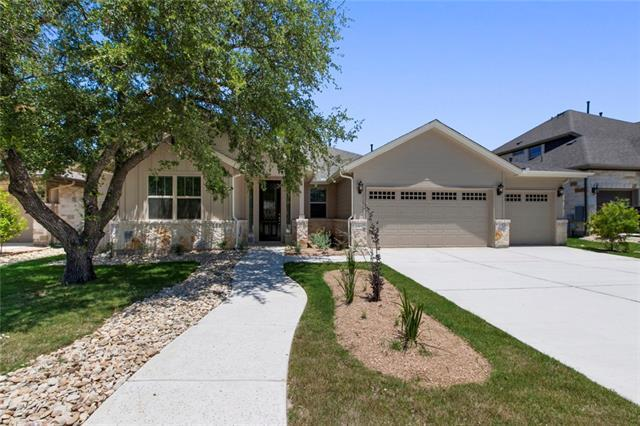 Photo of home for sale at 120 Ruffino LN, Georgetown TX