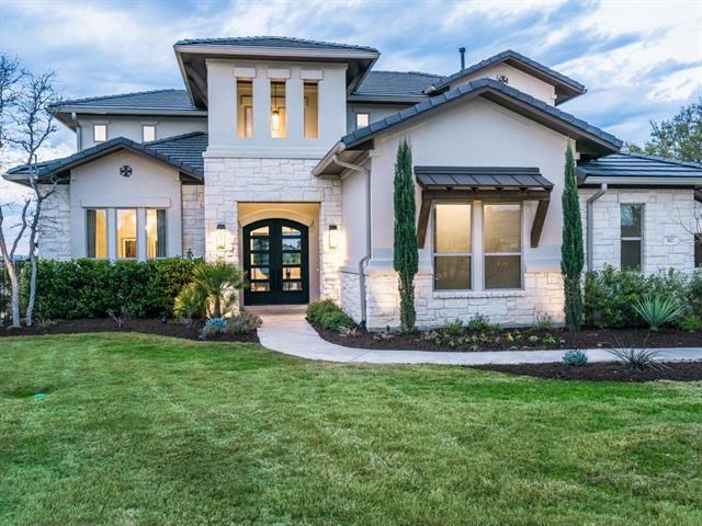 Photo of home for sale at 312 Dolcetto CT, Lakeway TX