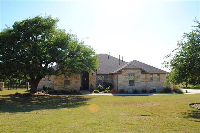 Photo of home for sale at 417 Escondido DR, Georgetown TX