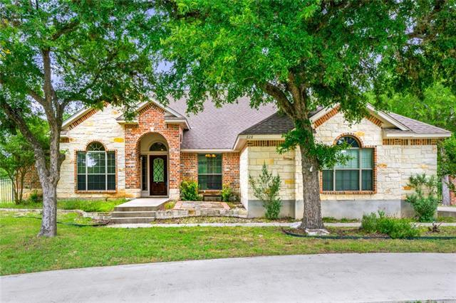 Photo of home for sale at 828 Stagecoach TRL, San Marcos TX