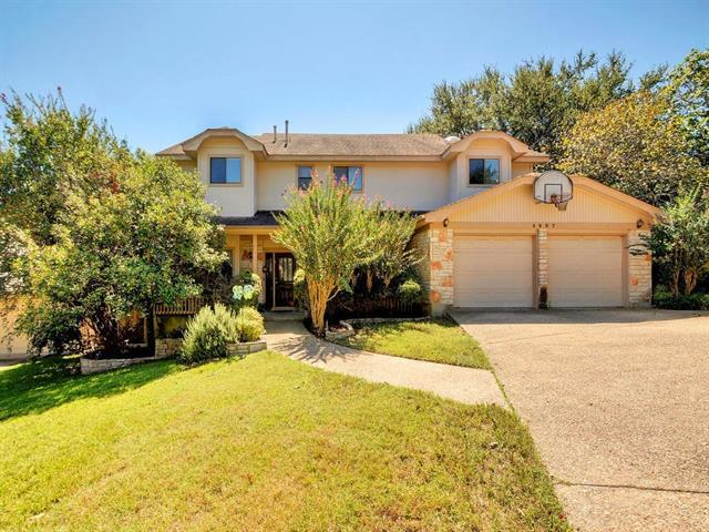 Photo of home for sale at 4907 Backtrail DR, Austin TX
