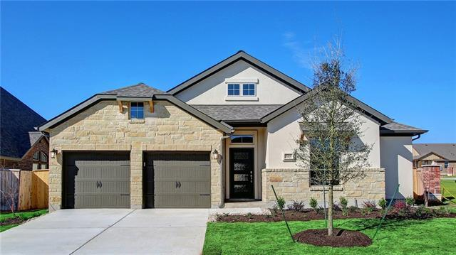 Photo of home for sale at 529 HONEYBIRD LN, Georgetown TX