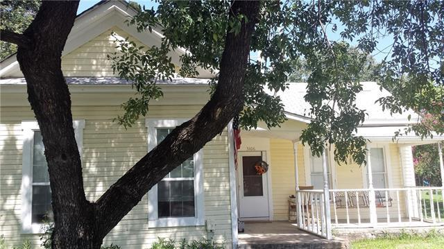 Photo of home for sale at 3106 RR 1869, Liberty Hill TX