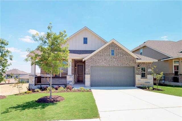 Photo of home for sale at 2721 Rabbit Creek DR, Georgetown TX