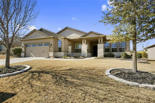 Photo of home for sale at 310 Pipe Creek LN, Georgetown TX