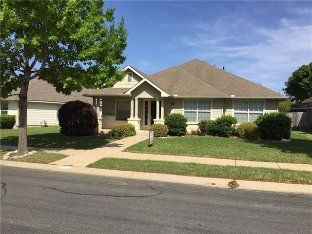 Photo of home for sale at 169 Village Commons BLVD, Georgetown TX
