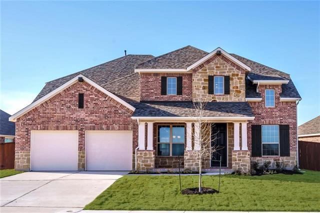 Photo of home for sale at 301 Miracle Rose WAY, Liberty Hill TX