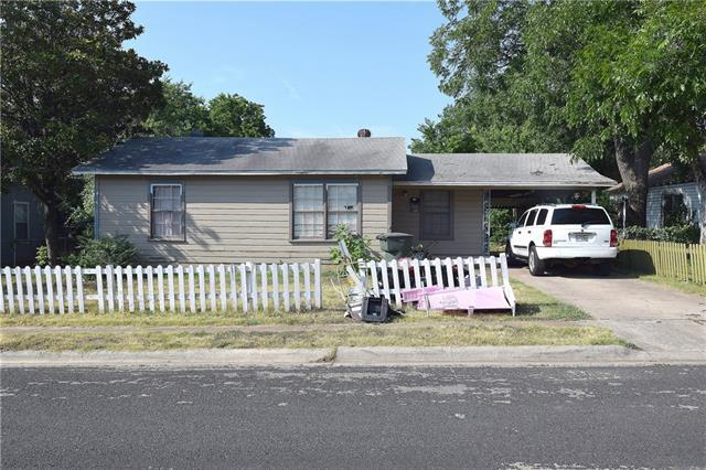 Photo of home for sale at 420 Church AVE W, Killeen TX