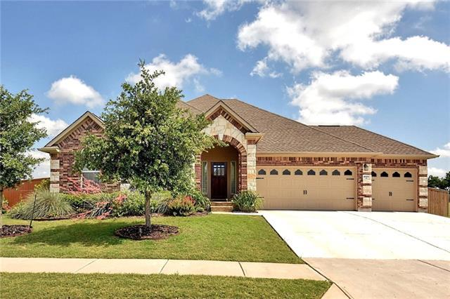 Photo of home for sale at 16905 John Michael DR, Manor TX