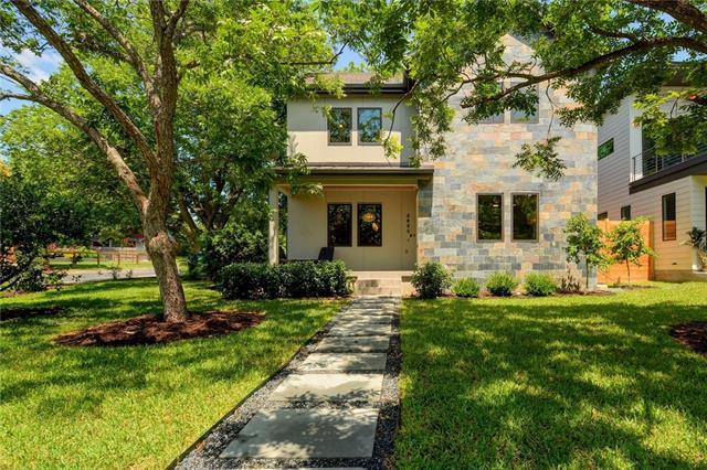 Photo of home for sale at 2630 Oak Crest AVE, Austin TX