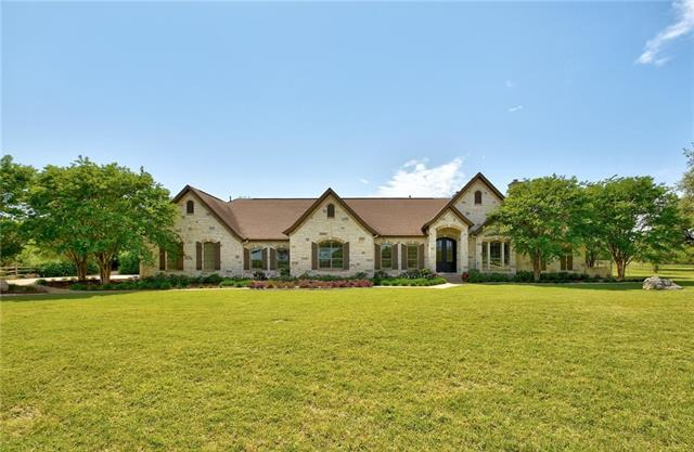 Photo of home for sale at 1186 Ranchers Club LN, Driftwood TX