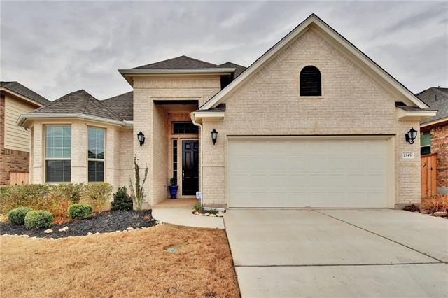 Photo of home for sale at 2345 Broken Wagon DR, Leander TX