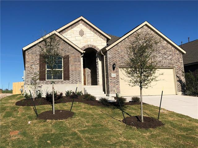 Photo of home for sale at 6801 Brindisi PL, Round Rock TX