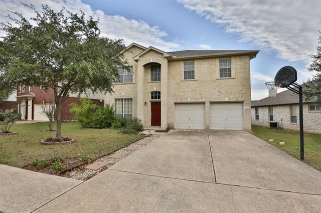 Photo of home for sale at 5016 Barlow DR, Round Rock TX