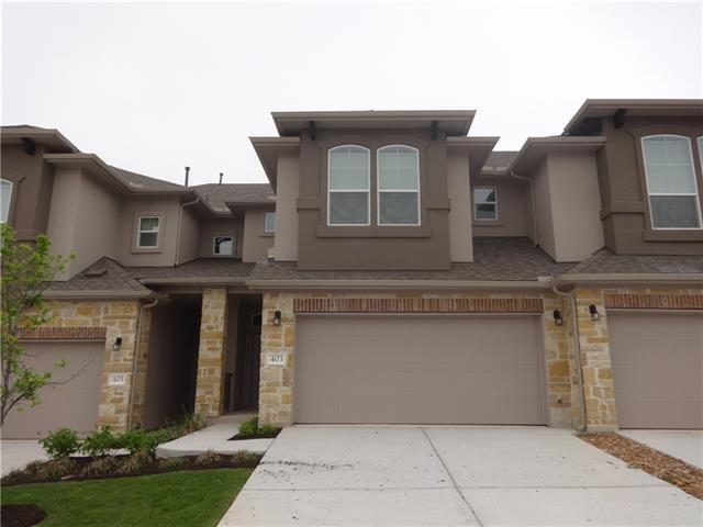 Photo of home for sale at 403 Rhetoric WAY, Pflugerville TX