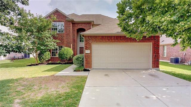 Photo of home for sale at 20705 Silverbell LN, Pflugerville TX