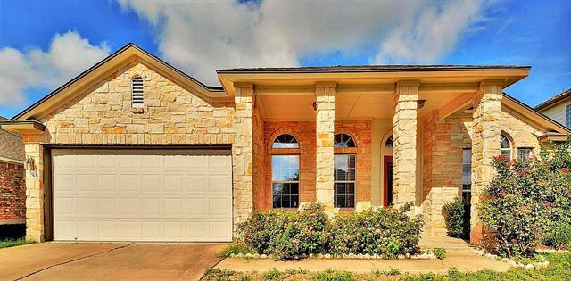 Photo of home for sale at 15509 Staked Plains LOOP, Austin TX