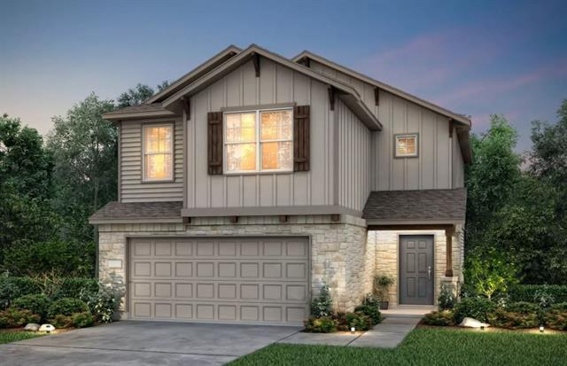 Photo of home for sale at 2601 CHANDLER CREEK BLVD, Round Rock TX